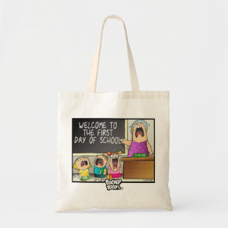 First Day of School bag