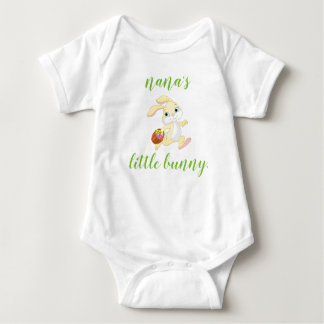 First Easter Baby Baby Bodysuit