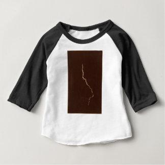 First ever photograph of lightning bolt - 1886 baby T-Shirt