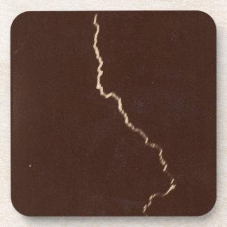 First ever photograph of lightning bolt - 1886 coaster