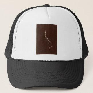 First ever photograph of lightning bolt - 1886 trucker hat