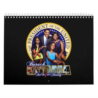 First family calendar