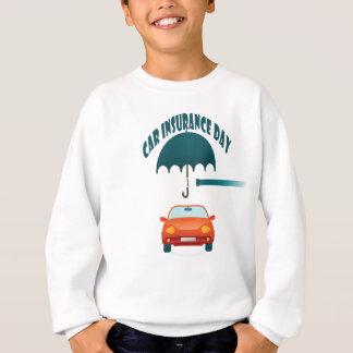 First February - Car Insurance Day Sweatshirt