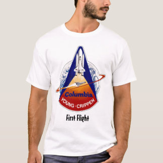 First Flight Last Flight T-Shirt