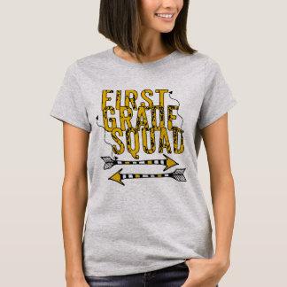 First Grade Squad T-shirt