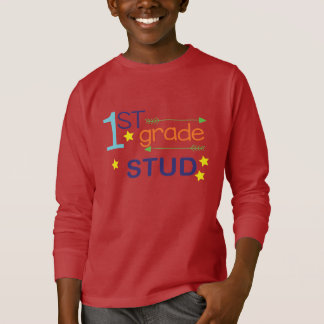First Grade Stud T-Shirt