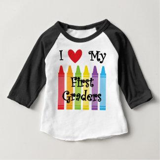 first grade teacher baby T-Shirt