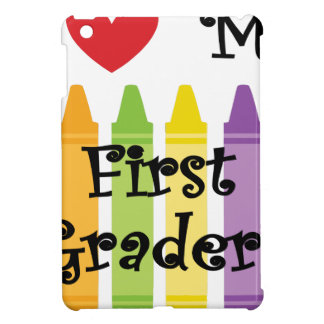 first grade teacher iPad mini cover