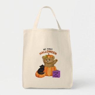First Halloween Teddy Bear