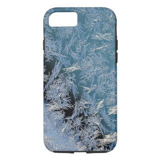 First Hard Frost Nature Abtract Photographic Art iPhone 8/7 Case