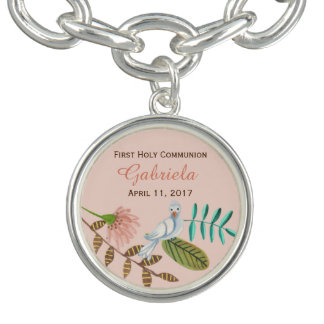 First Holy Communion Bird | Bracelet