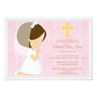 First Holy Communion | Invitation