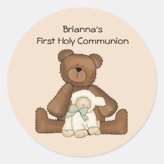 First Holy Communion Sticker