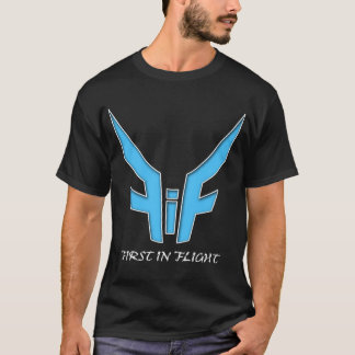 First In Flight - Terry T-Shirt