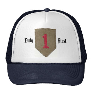 First Infantry Division Cap