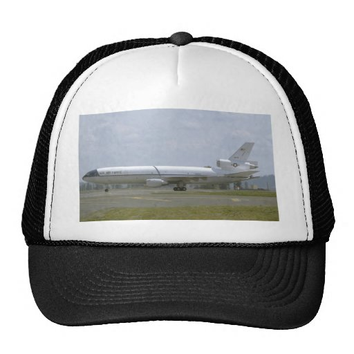 First KC10 Being Delivered To Airforce Mesh Hats