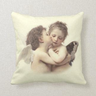 First Kiss Romantic Cushions