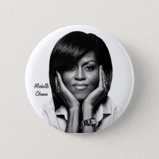 FIRST LADY MICHELLE OBAMA button