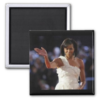 First Lady Michelle Obama Magnet