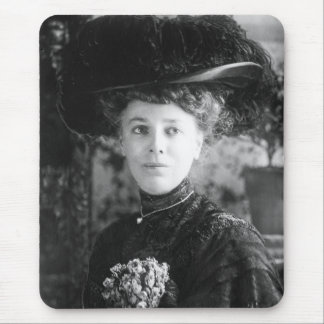 First Lady Nellie Taft Mouse Pad