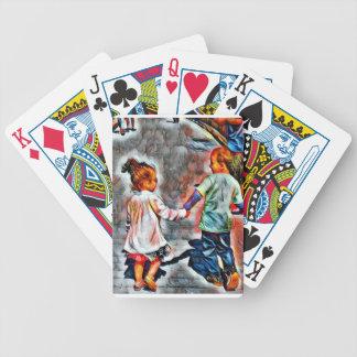 First Love Poker Deck