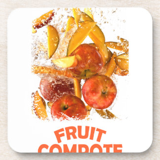 First March - Fruit Compote Day - Appreciation Day Coasters