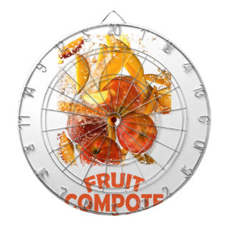 First March - Fruit Compote Day - Appreciation Day Dartboard