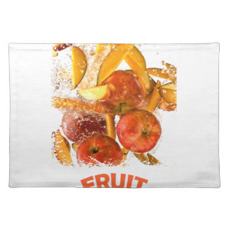 First March - Fruit Compote Day - Appreciation Day Placemat
