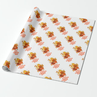 First March - Fruit Compote Day - Appreciation Day Wrapping Paper