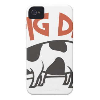 First March - Pig Day iPhone 4 Case-Mate Case