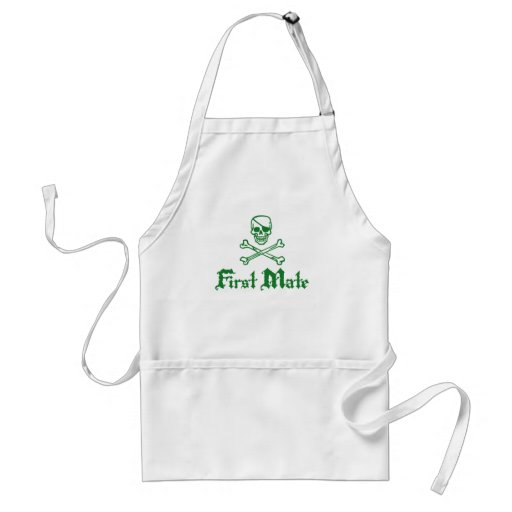 First Mate Aprons