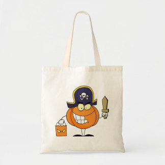 First Mate Halloween Tote Bag
