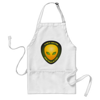 First Mates Are People Too Apron