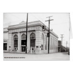 First National Bank-McMinnville Tennessee Greeting Card