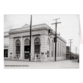 First National Bank-McMinnville Tennessee Card