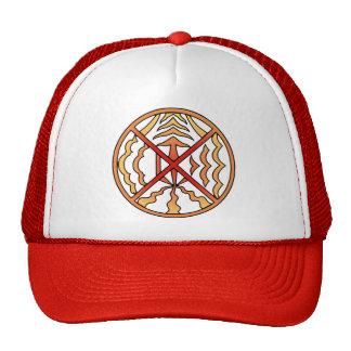 First Nations Art Cap Spiritual Tribal Hats Caps