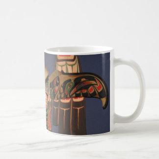 First Nations mask Coffee Mug