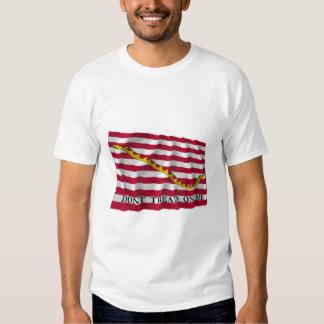 First Navy Jack T-shirts