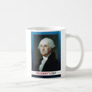 First President: George Washington Coffee Mug