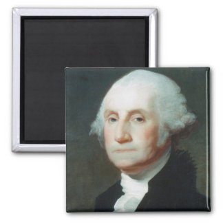 First President: George Washington Magnet