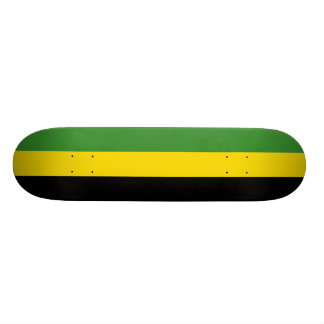 First Proposed Jamaica, Italy 21.3 Cm Mini Skateboard Deck