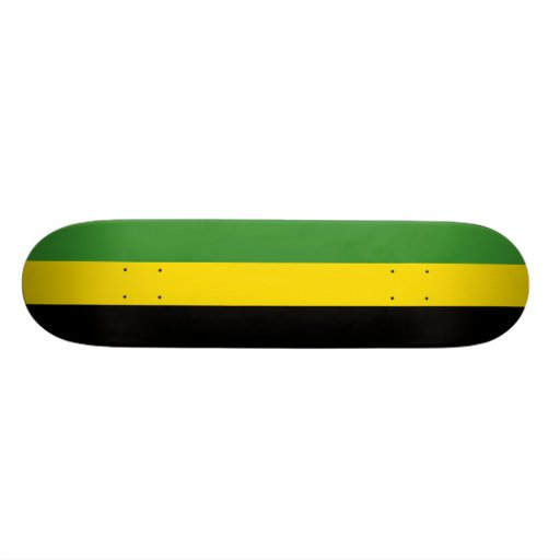First Proposed Jamaica, Italy Skateboards