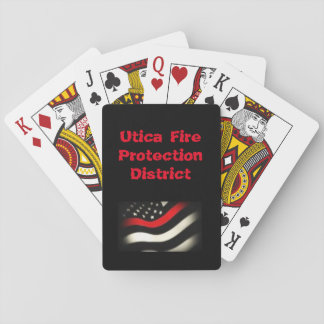 First Responder Series Playing Cards