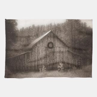 First Snow Kitchen Towel Western Barn
