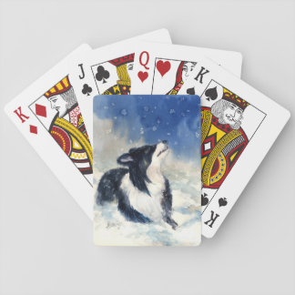 First Snow Playing Cards