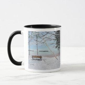 First Snowfall Combo Mug