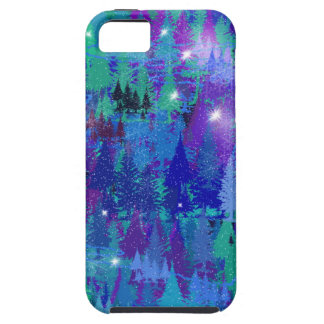First snowflakes of winter iPhone 5 case