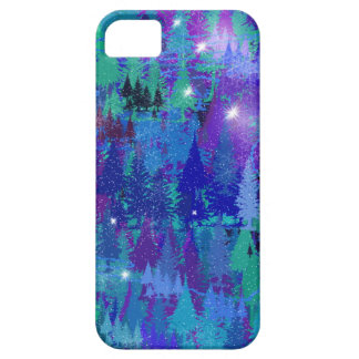 First snowflakes of winter iPhone 5 cover