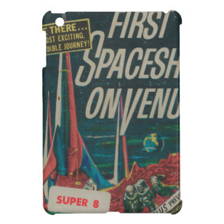 First Spaceship on Venus Vintage Scifi Film Case For The iPad Mini