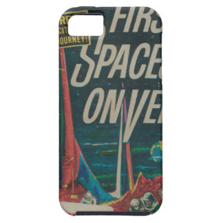 First Spaceship on Venus Vintage Scifi Film iPhone 5 Cover